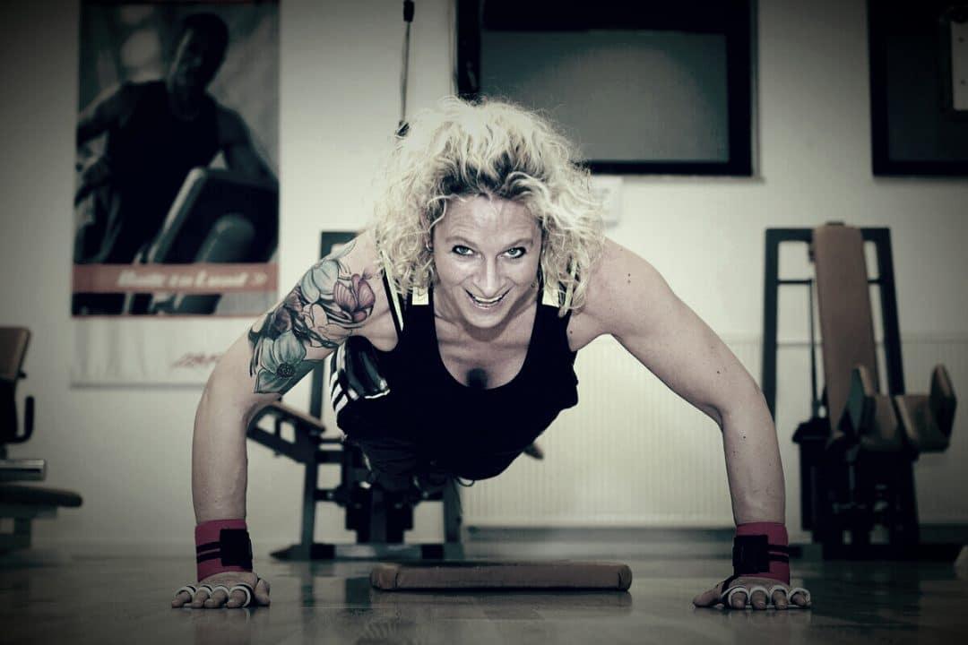 Personal Training Nadine